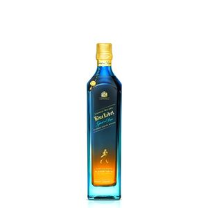 Whisky Johnnie Walker Blue Label Ghost Glenury Royal - 750ml