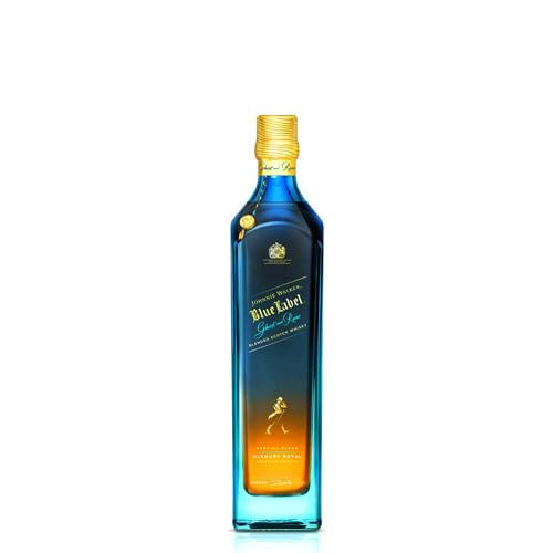 Whisky-Johnnie-Walker-Blue-Label-Ghost-Glenury-Royal---750ml