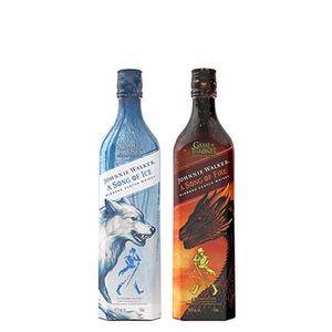 Kit Game of Thrones - Song of Fire e Song of Ice - 750ML