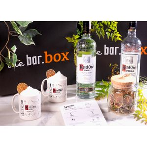 THEBAR.BOX: BOX DE MOSCOW MULE COM KETEL ONE VODKA