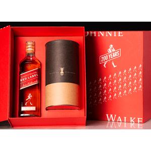 THEBAR.BOX: GIFT JOHNNIE WALKER RED LABEL E LAB77 - M