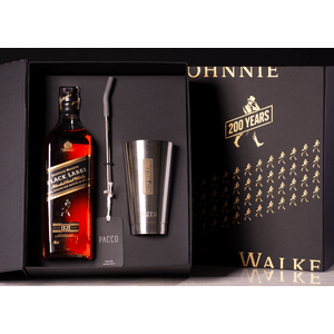 THEBAR.BOX: GIFT JOHNNIE WALKER BLACKLABEL E PACCO