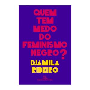 Livro: Quem Tem Medo do Feminismo Negro?