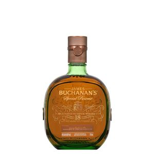 WHISKY BUCHANAN'S SPECIAL RESERVE AGED 18 ANOS - 750ML