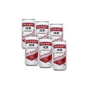 Combo 6 Smirnoff Ice - 269Ml