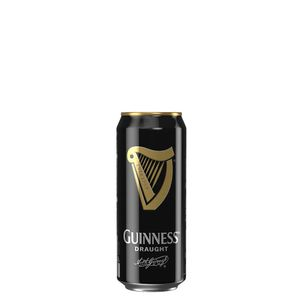 CERVEJA GUINNESS DRAUGHT IN CAN - 440ml
