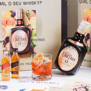 THEBARBOX: BOX MENTORING LAB EXPERIENCE OLD PARR