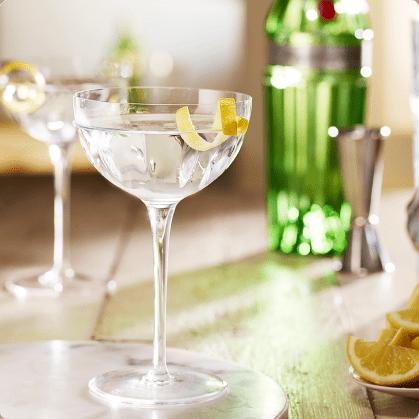Tanqueray Martini & Tanqueray N°'10