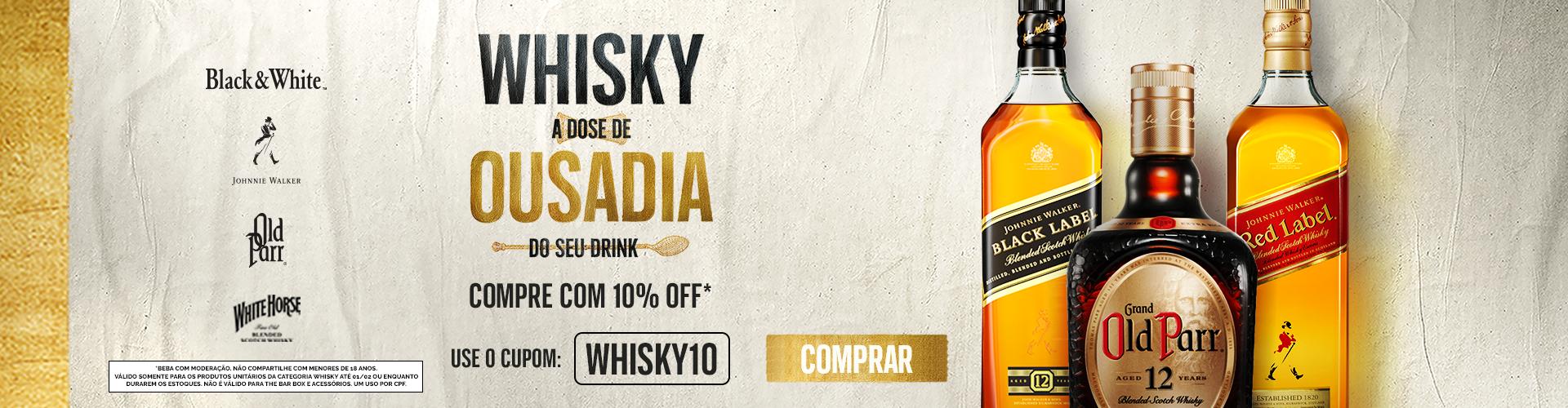 Whisky Ousadia